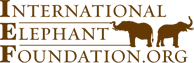 International Elephant Foundation Logo