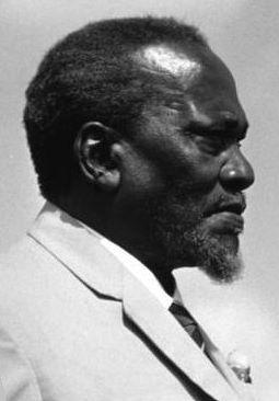 Jomo Kenyatta from Deutsches Bundesarchiv German Federal Archive - B-145-Bild-F021894-0006
