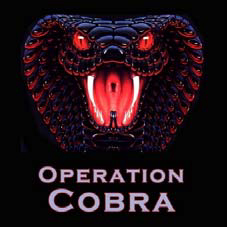 Operation Cobra logo. © CITES, USFWS