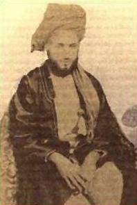 Sultan Majid bin Said of Zanzibar.